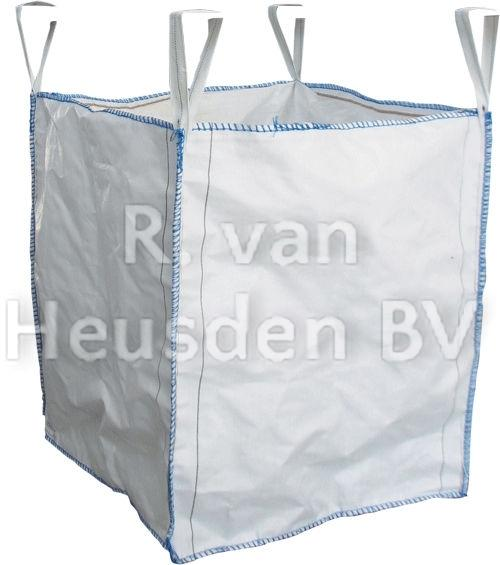 Gevulde big bag (kuubzak)